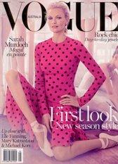 Vogue August 2014