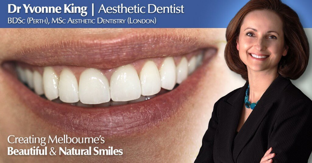 Dr Yvonne King - Cosmetic Dentist