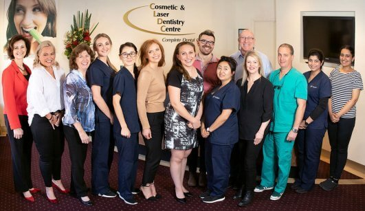 Our Team of General and Cosmetic Dental Professionals
